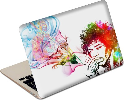 The Fappy Store Illusion Vinyl Laptop Decal 13.6