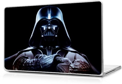 Global dark vader star wars Vinyl Laptop Decal