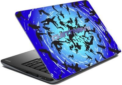 meSleep Abstract Swiral for Chintamani Vinyl Laptop Decal