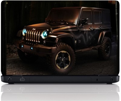MGN Jeep Vinyl Laptop Decal 15.6