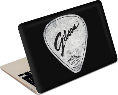 The Fappy Store Gibson Vinyl Laptop Decal 15.6