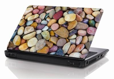 BSEnterprise Colorfull Stones Vinyl Laptop Decal