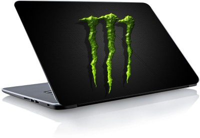 Devendra Graphics Monster Type 2 Vinyl Laptop Decal 15.6