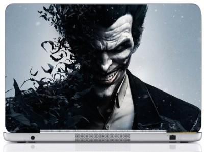 WebPlaza Batman Vs Joker Arkham Skin Vinyl Laptop Decal 15.6