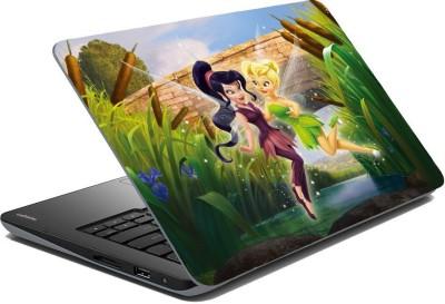 Posterhunt SVshi5145 Tinker Bell Cartoon Laptop Skin Vinyl Laptop Decal 14.1