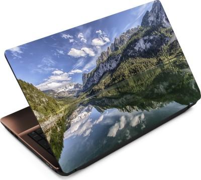Finest Mountain Lake ML50 Vinyl Laptop Decal