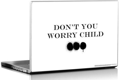 Bravado Swedish House Mafia Don,t You Worry Child Vinyl Laptop Decal 15.6