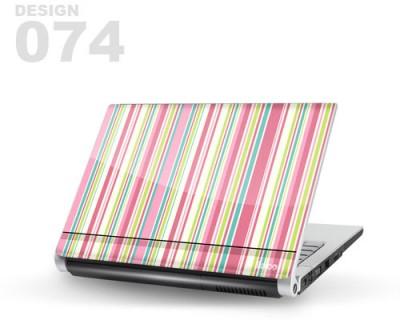 Saco Skin-74 Metallic PET Laptop Decal