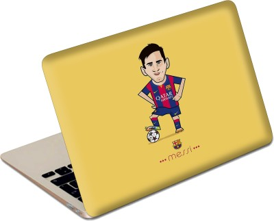 The Fappy Store Messi Laptop Skin Vinyl Laptop Decal