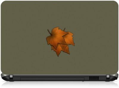 NG Stunners Autumn Leaf 1833 Vinyl Laptop Decal