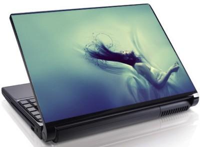 Theskinmantra Curtain Raised Vinyl Laptop Decal
