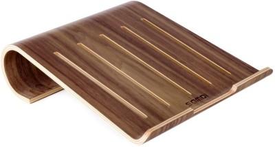 SAMDI Wood Heat Dissipation Desktop Bracket Holder Laptop Stand