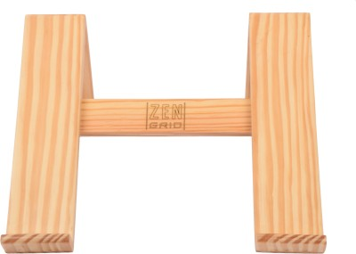 Fitizen ZEN GRID 1.0 (Wood) Laptop Stand