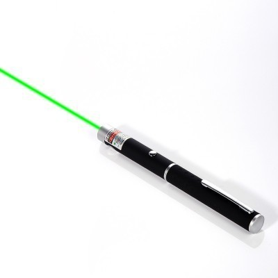 ELEGANZ Green Laser 5MW Pointer Pen