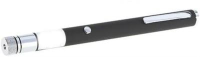 Shrih Portable Half Steel Mid-Open Laser Pointer Pen