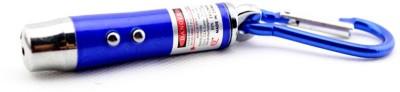 Rudham 3 In 1 Laser Led Torch Uv Light Carabiner Random Color