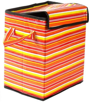 Espire 17 L Multicolor Laundry Basket