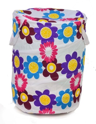 Scrafts More than 20 L Multicolor Laundry Bag