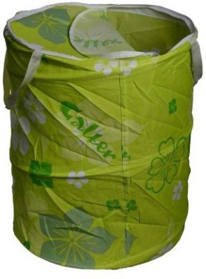 Riddhi Siddhi 6 L Green Laundry Basket