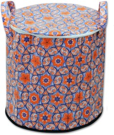 Shiv Fabs 10 L Multicolor Laundry Bag