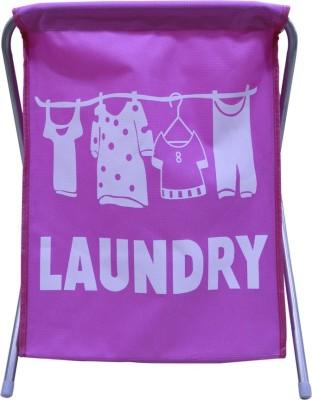 Homart More than 20 L Purple Laundry Basket