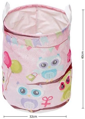BMS Lifestyle More than 20 L Pink Laundry Bag