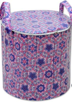 Surhome 20 L Multicolor Laundry Basket