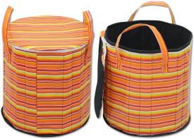 La elite 10 L Multicolor Laundry Bag