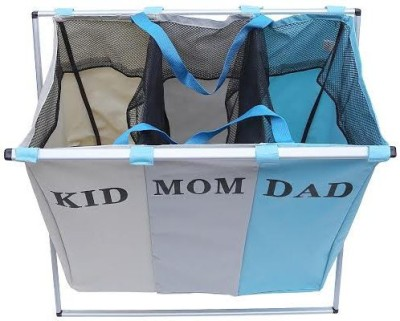 BMS Lifestyle More than 20 L Multicolor Laundry Basket