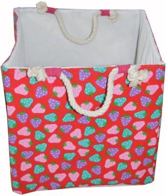 Creative Textiles 10 L Multicolor Laundry Basket