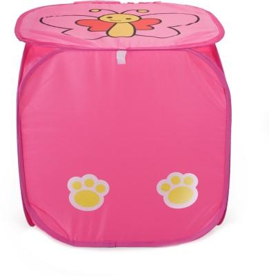 Chrome Pink Laundry Bag