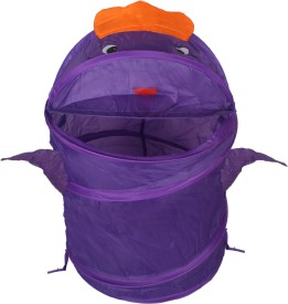 Chrome 10 L Purple Laundry Bag