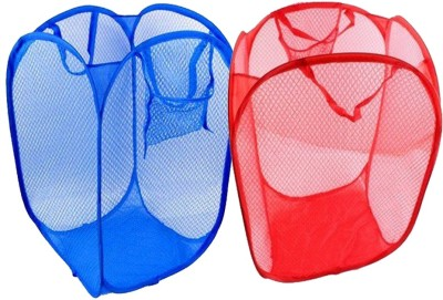 HMO India 3 L Multicolor Laundry Basket