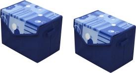 FabLooms 4 L Blue, Blue Laundry Bag