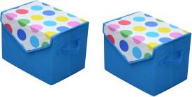 FabLooms 4 L Multicolor Laundry Bag