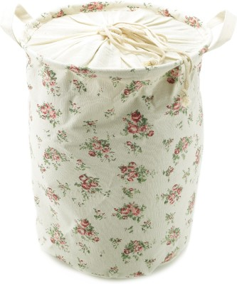Chrome White Laundry Bag