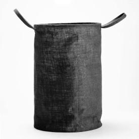 Verdant Globe More than 20 L Black Laundry Bag