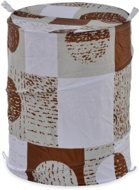 @home More than 20 L Brown Laundry Bag