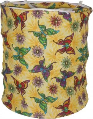 Trioflextech 20 L Yellow Laundry Basket