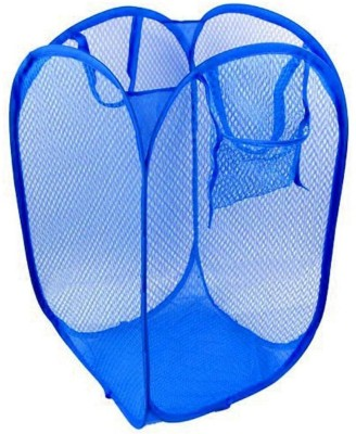 Orient Home 5 L Blue Laundry Bag