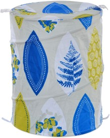 @home More than 20 L Blue Laundry Bag