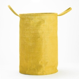 Verdant Globe More than 20 L Yellow Laundry Bag