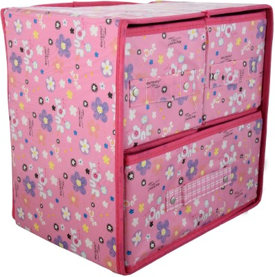 Ruby 3 L Pink Laundry Basket