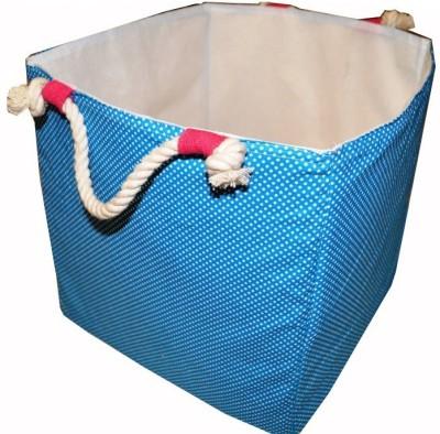 Creative Textiles 10 L Blue Laundry Bag