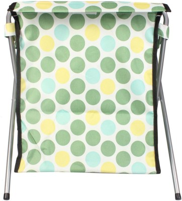 Orient Home More than 20 L Green Laundry Basket