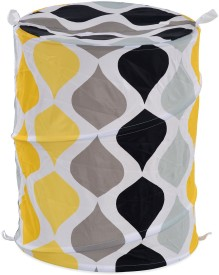 @home More than 20 L Yellow Laundry Bag