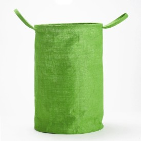 Verdant Globe More than 20 L Green Laundry Bag