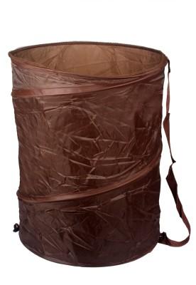 Chrome 15 L Brown Laundry Bag