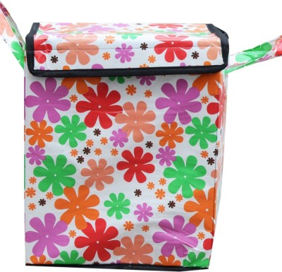 Surhome 15 L Multicolor Laundry Bag