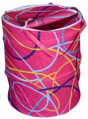 Home Runner 8 L Multicolor Laundry Basket
